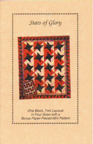 Stars of Glory (Quilt Block Pattern)
