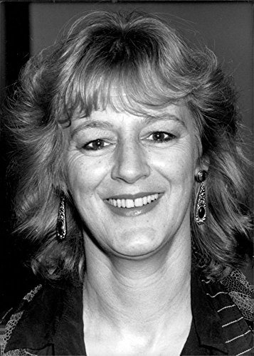 Collector's photo of Maggie Steed