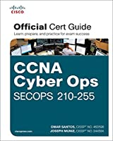 CCNA Cyber Ops SECOPS 210-255 Official Cert Guide Front Cover