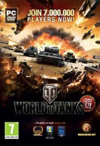 World of Tanks (PC DVD) [Importación inglesa]