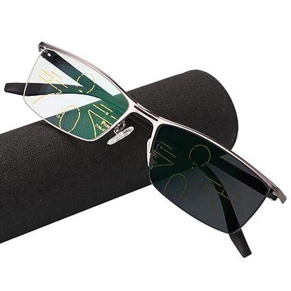 Gafas de lectura anti-azules, gafas de sol multifocales ...