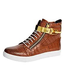 J75 by Jump Men's Zeus High-Top Fashion Sneaker