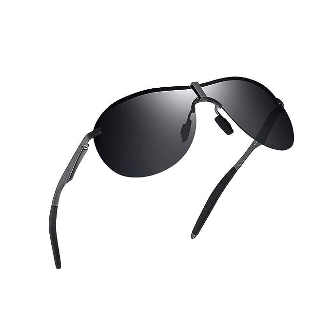 beste website Mode neueste WHCREAT Herren Autofahren Polarisierte Sonnenbrille Ein ...