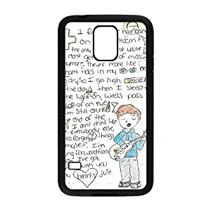 Samsung Galaxy S5 Phone Case Ed Sheeran Quotes CX90814