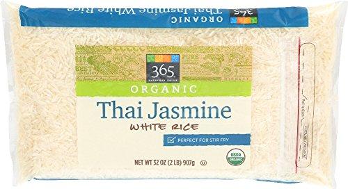 365 Everyday Value, Organic Thai Jasmine White Rice, 32 - White Rice Jasmine