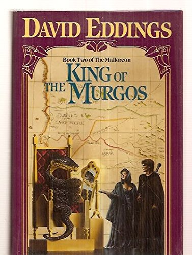 King of the Murgos (Malloreon, Book 2)