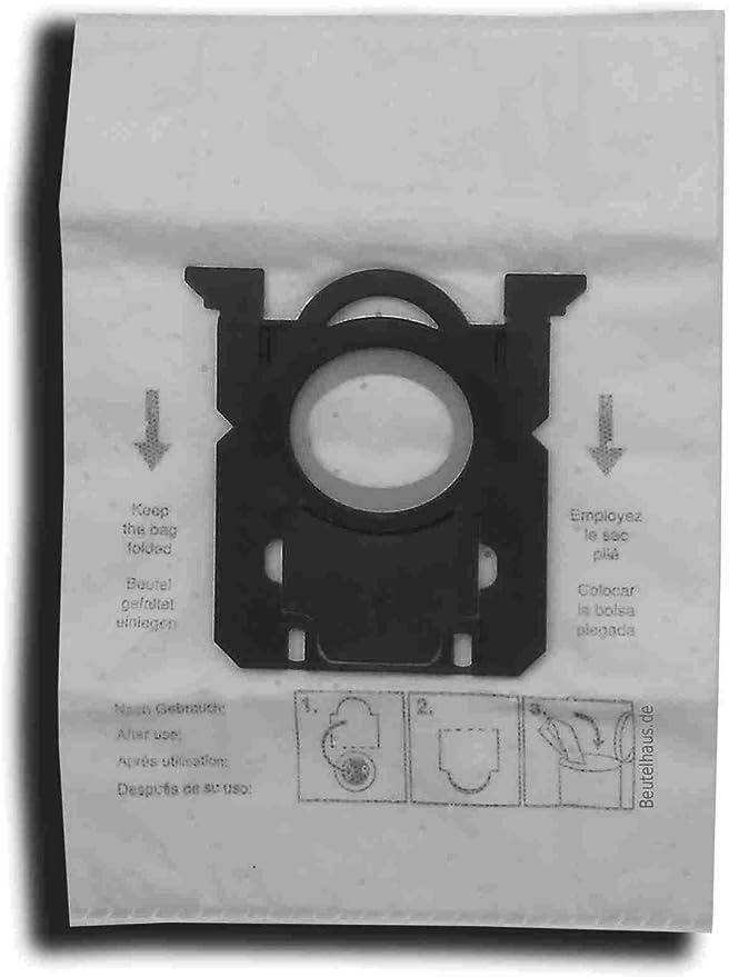 20 Vlies Staubsaugerbeutel passend für AEG 900191230