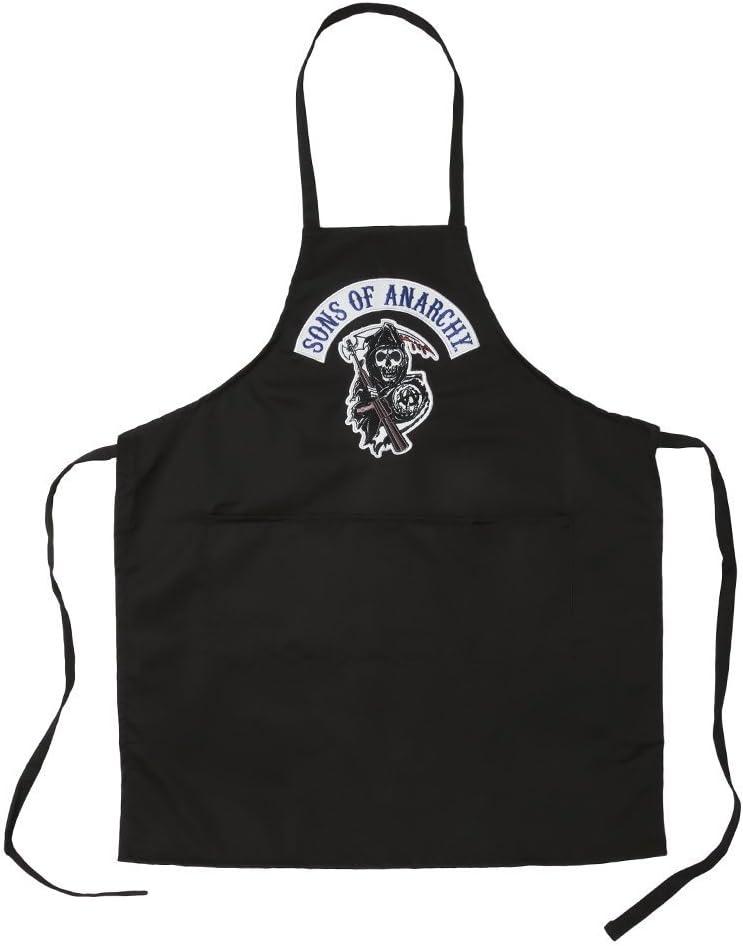 Sons Of Anarchy Reaper Logo Apron: Amazon.es: Juguetes y juegos