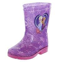 Disney Frozen Elsa Anna Rain Boot (Purple) Size 13