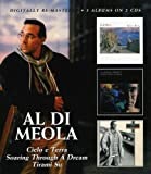 Al Di Meola - Cielo E Terra/Soaring Through A Dream/Tirami Su