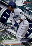 2016 Bowman's Best Top Prospects #TP-22 Kyle Lewis Seattle Mariners Baseball Card in Protective Screwdown Display Case