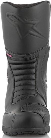 Black//Fuschia Alpinestars Womens Stella Andes V2 Drystar Boots 36