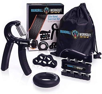 Practical Forearm Training Equipment Spring Hand Grip Finger Strength Exercise