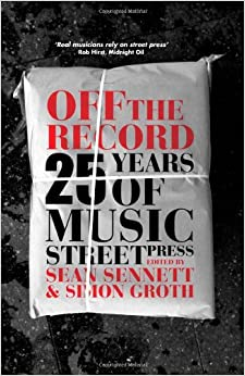 Book Off the Record: 25 Years of Music Street Press