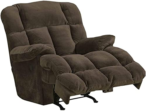 Catnapper Power Chaise Recliner in Chocolate