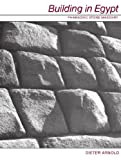 img - for Building in Egypt: Pharaonic Stone Masonry book / textbook / text book