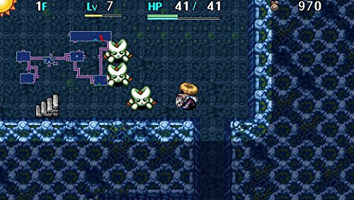 Shiren The Wanderer: The Tower of Fortune and the Dice of Fate - PlayStation Vita by Aksys (Image #16)