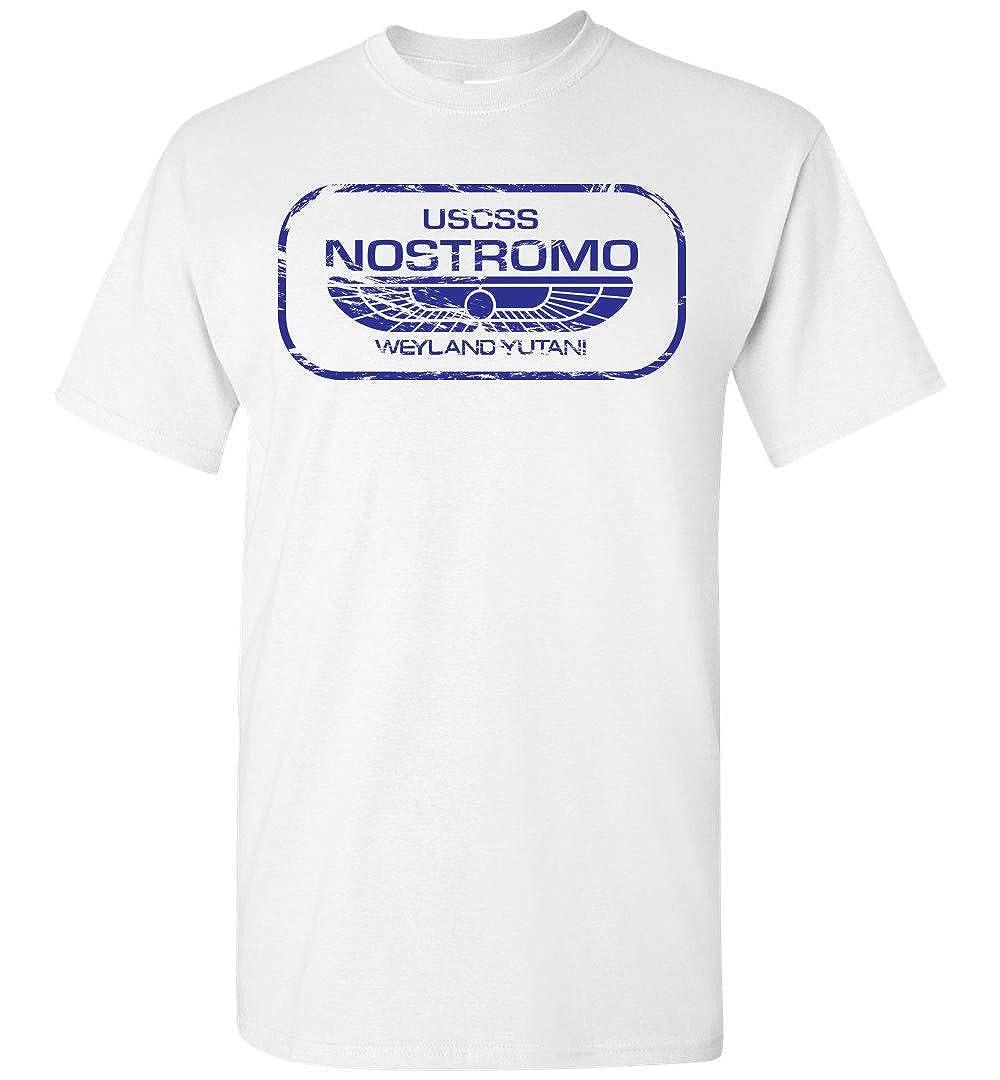 Cellblock 1138 Weyland Yutani Uscss Nostromo Crew Shirt