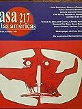 img - for Revista casa de las americas octubre-diciembre de 1999.numero 217.de la plastica iberoamericana book / textbook / text book