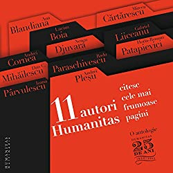 11 autori Humanitas citesc cele mai frumoase pagini