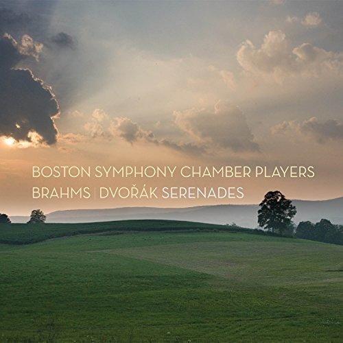 Brahms Dvorak Serenades