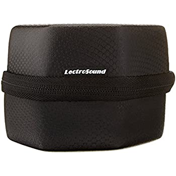 Adaptive Sound Technologies Lectrofan Travel Case, Black, 3.2 Ounce