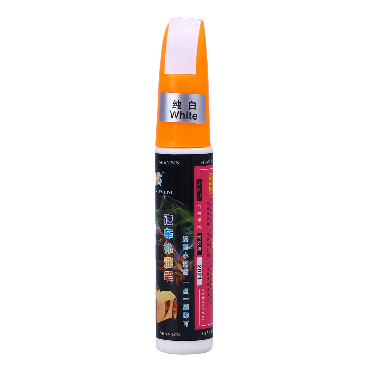 OUNONA Pennarello per auto Vernice Scratch Repair Repair Pennello per verniciatura (Bianco)