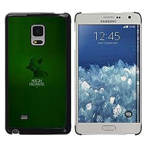 LECELL--Funda protectora / Cubierta / Piel For Samsung Galaxy Mega 5.8 -- Tan alto como Honor Yoda --