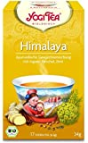 Yogi Tee, Himalaya Sweet Harmony Ayurvedische Teemischung, Biotee, milde, ausgewogene Teemischung, Biotee, 17 Teebeutel, 34g