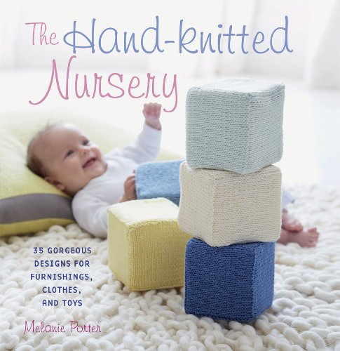 Knitted Baby Blanket Patterns - The Hand-Knitted Nursery