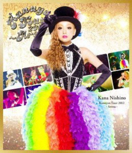 Kana Nishino - Kanayan Tour 2012 Arena (Japan - Import)