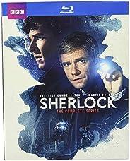 Sherlock: Seasons 1-4 & Abominable Bride Gift Set (BD) [Blu-