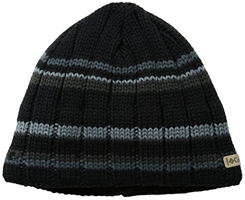 Columbia Men's Utilizer Hat, Black Stripe, One Size