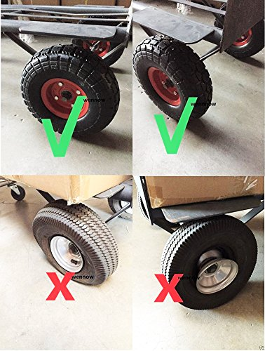 wennow-2pc-hand-truck-dolly-replacement-10-flat-free-tire-w-58-bearing-filled-wfoam