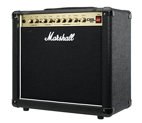 Marshall DSL15C - Amplificador guitarra combo 15w 1 x 10