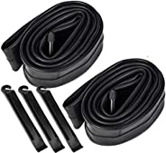YunSCM 29 Inch Inner Tube Compatible with 29x1.9/1.95/2.10/2.125/2.2/2.3/2.35 A/V 32mm MTB Bike Inner Tubes 2