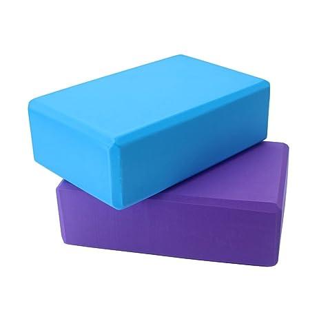 Amazon.com : YL trd Non Slip Eco-friendly EVA Foam Yoga ...