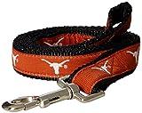 Sporty K9 Collegiate Texas Longhorns Dog Leash, Large