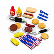 Little Tikes 617966P Backyard Barbeque Grilling Goodies