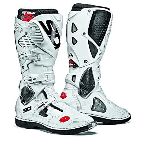 Sidi Crossfire Boots - Sidi Crossfire 3 TA Boots (WHITE)