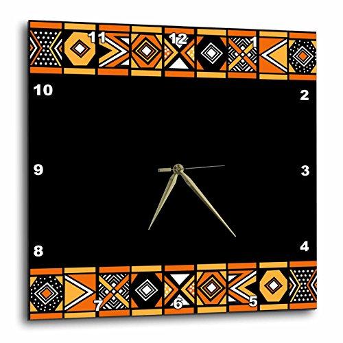 3dRose dpp 76554 3 Traditional Pattern Art Designs Ethnic Wall