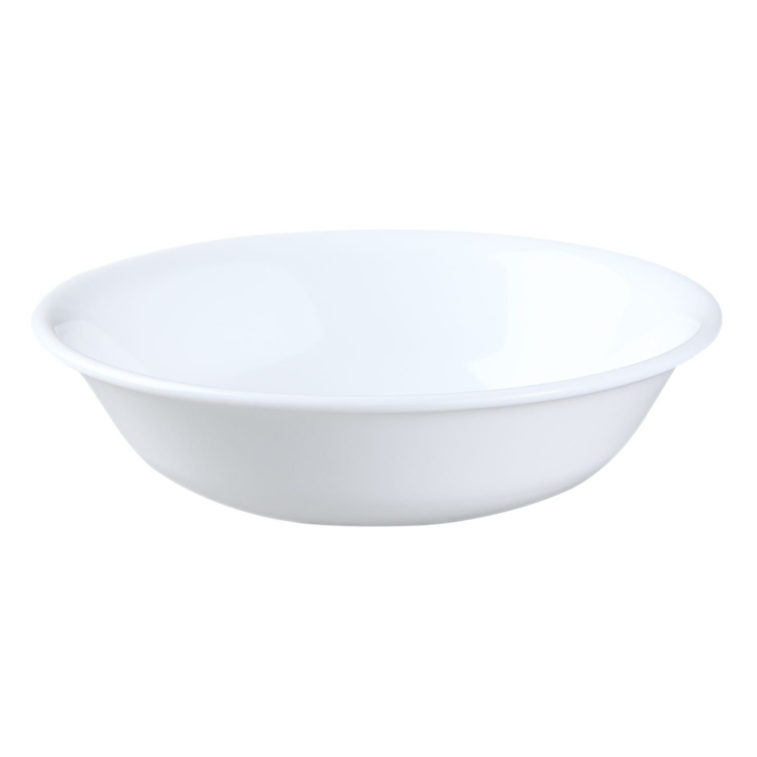 Corelle Winter Frost White Dessert Bowls 10 Oz (Pack of 6) 6003899