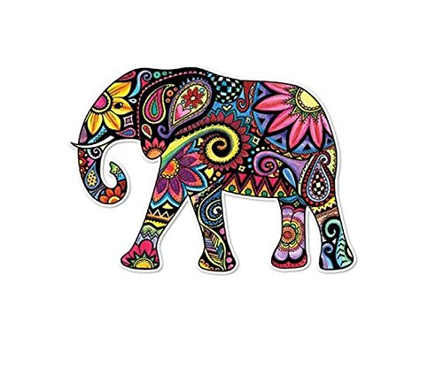 elephant car decal - 6