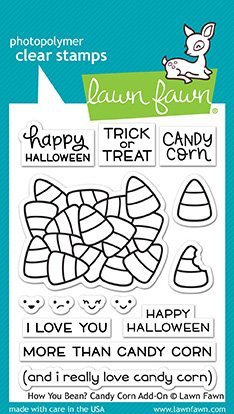 LAWN FAWN Clear Add-On Stamps 3