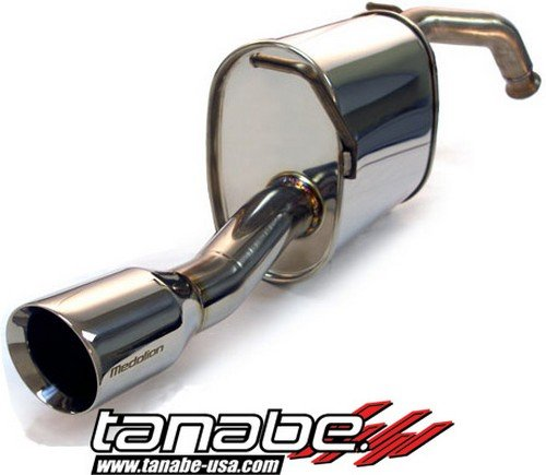 Tanabe T70081A Medalion Touring Axle-Back Exhaust System for Scion xB 2004-2007