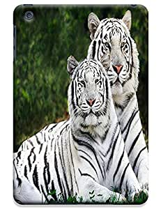 Tiger Case Cover Hard Back Cases Beautiful Nice Cute Animal hot selling cell phone cases for Apple Accessories iPad Mini # 25