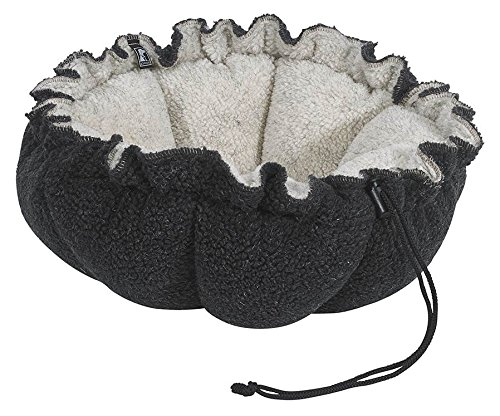 Bed Buttercup Bowsers Pet (Buttercup Pet Bed in Carbon (Small: 24 in. Dia.))