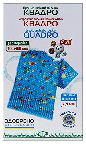 Acupuncture Applicator Lyapko Quadro (46cm x 10.6cm, 18.1x 4.1)