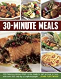 30-Minute Meals, Jenni Fleetwood, 1780192290