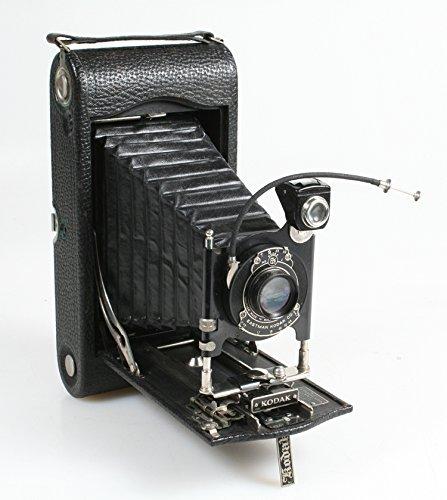 - VINTAGE KODAK EASTMAN NO 3A AUTOGRAPHIC MODEL C FOLDING BELLOWS CAMERA 1914-34